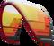 2018 Cabrinha Contra Kiteboarding Kite