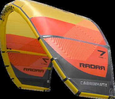 2018 Cabrinha Radar