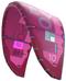 2018 North Evo Kiteboarding Kite - Purple/Pink/Carbon