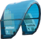 2019 Cabrinha Drifter Kiteboarding Kite - Blue (002)