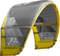 2019 Cabrinha FX Kiteboarding Kite - Black/Yellow (003)