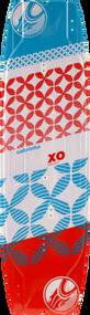 2019 Cabrinha XO Women's Kiteboard - Deck