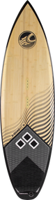 2019 Cabrinha S:Quad Kite Surfboard - Deck