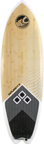 2019 Cabrinha Cutlass Kite Surfboard - Deck
