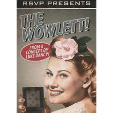 The Wowlett Wallet -  INSTANT DOWNLOAD (Wallet Shipped separately) 50% OFF!