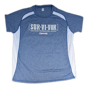Roy Hobbs Foundation Survivor T-Shirt