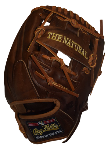 The Natural Series Glove with Personalized Tag