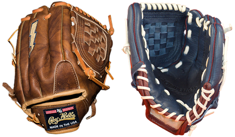 American Made Youth Infielder's Baseball Glove | GRH-1000