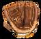 Made in the US Infielder's Baseball Glove | GRH-1100n inside