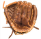 Pitcher's / Outfielder's Baseball Glove Made in the Unites States GRH-1200n inside