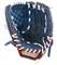 Pitcher's / Outfielder's Baseball Glove GRH-1200w inside