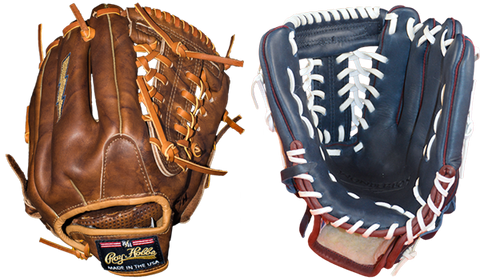 Outfielder's / Pitcher's US Made Baseball Glove | GRH-1250