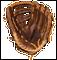 Outfielder's Baseball Glove | GRH-1300n Made in the USA inside