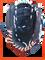 Outfielder's Baseball Glove | GRH-1300w inside
