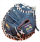 Roy Hobbs Catcher's Mitt | GRH-3400w Made in America Front