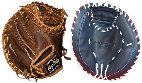 Roy Hobbs Catcher's Mitt | GRH-3400 Made in the USA Both Colors