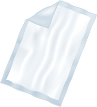 Sample of Prevail Super Absorbent Underpads
