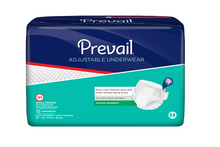 Sample of Prevail Adjustable Maximum Absorbency Underwear