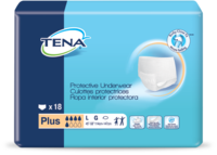 TENA NEW Plus Protective Underwear