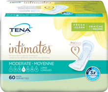 TENA Moderate Long Length - 60 Pack Pads