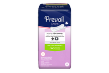 Prevail Very Light Pantiliner Packaging
