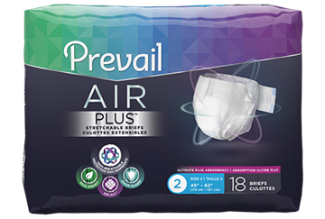 Sample of Prevail Air Plus Briefs