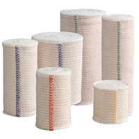 Cardinal Health™ Elastic Bandage, with Self-Closure, Non-Sterile