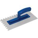 plastic notched trowel