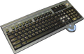IBM ANPOS Keyboard w Integrated Mouse
