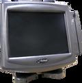 Radiant P1220 POS Terminal w printer & cash drawer