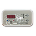 Davey Spa Quip®  SP400 Touch Pad and Overlay