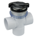CMP Diverter Valve 3 Way S-Handle