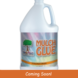 1 Gallon Jug of Mulch Glue Concentrate