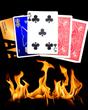 Card to Fire Wallet Magic Trick Gospel