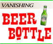 Vanishing Beer Bottle Magic Trick Gospel Latex