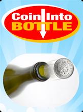 Coin Into Bottle Magic Trick Gospel