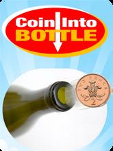 Coin Into Bottle 2p Gospel Magic Trick