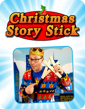 Christmas Story Stick Gospel Magic Trick Resource