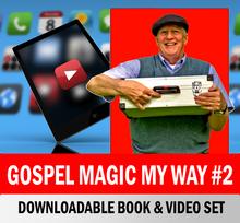 Scott Devers Video & Book Set Gospel Magic x26 Tricks Download