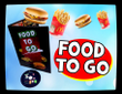 Best Seller - Food to Go - with DVD - Magically produce a burger and fries from the menu!
