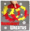 Transformation Coloured Wreaths