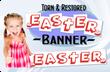 Easter Banner - Torn & Restored - Gospel Magic Trick