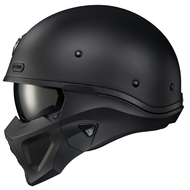 Scorpion Covert X Helmet - Solid Matte Black