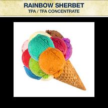 TPA / TFA Rainbow Sherbet Concentrate