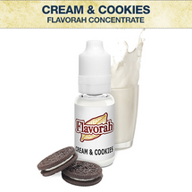 Flavorah Cream and Cookies Concentrate
