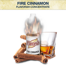 Flavorah Fire Cinnamon Concentrate