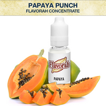 Flavorah Papaya Punch Concentrate