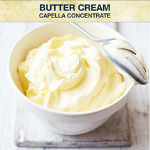 Capella Butter Cream Concentrate
