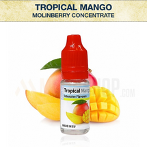 Molinberry Tropical Mango Concentrate