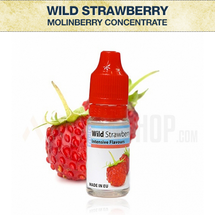 Molinberry Wild Strawberry Concentrate